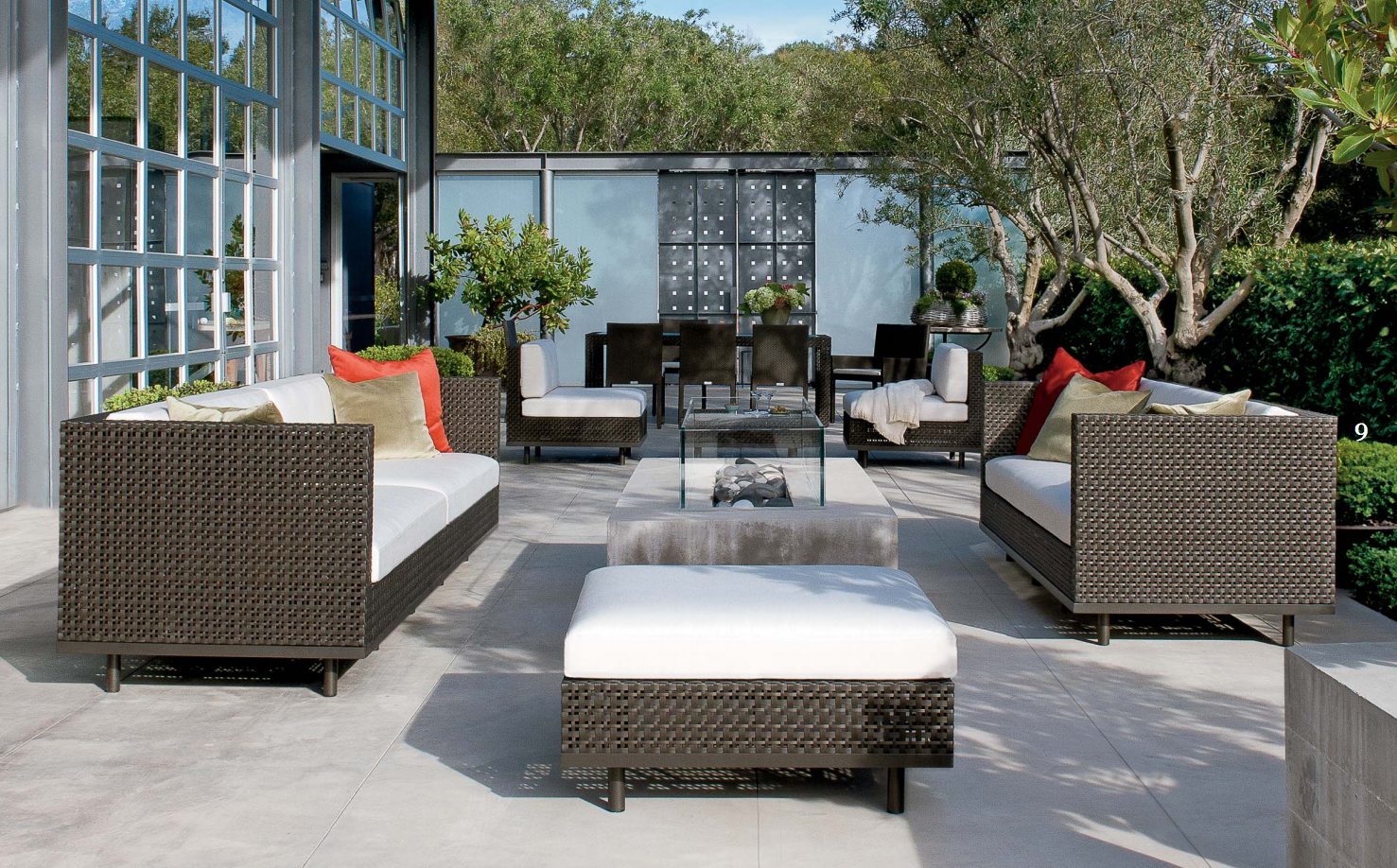 Patio & Things | Easy tips for creating an outdoor living ... on Living Spaces Patio Set id=41643