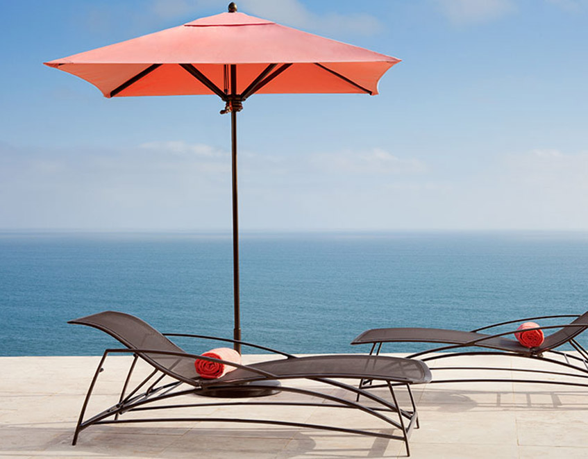 Janus Et Cie Outdoor Furniture Patio & Things | Brown Jordan Patio, Terrace, Lounge Chairs & Ottomans ...