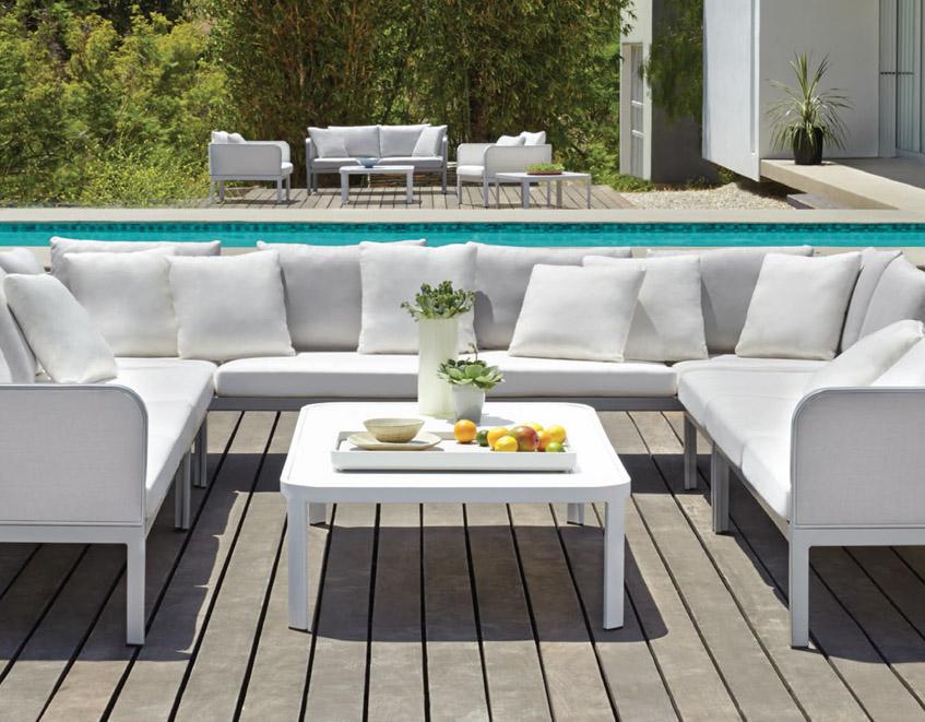 Delightful Brown Patio Terrace Cloud Drift Elements Flex Sway Swim Log Jordan  Furniture Reviews On Sale Outdoor