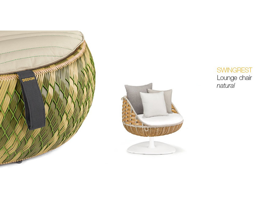 Patio U0026 Things | DEDON Is Unique. Outdoor Furniture In Harmony Between Work  And Nature,