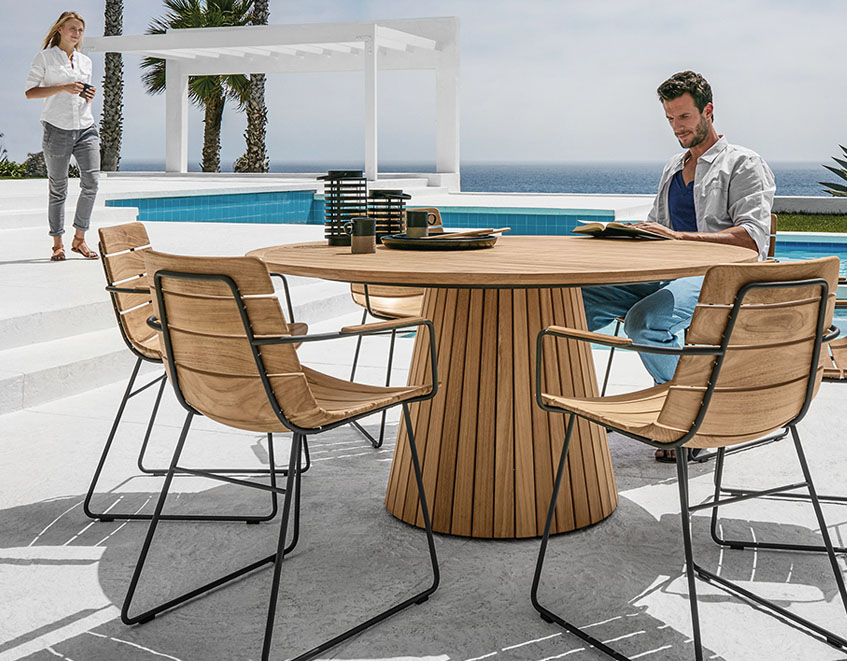 GLOSTER. Gloster Outdoor Furniture ...