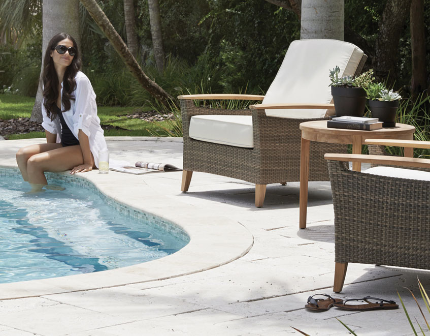 The Gloster range of outdoor lounge furniture incorporates both classic and  contemporary designs to cater for all tastes and requirements. Gloster  furniture ... - Patio & Things Gloster Outdoor Furniture In Either Teak, Aluminum