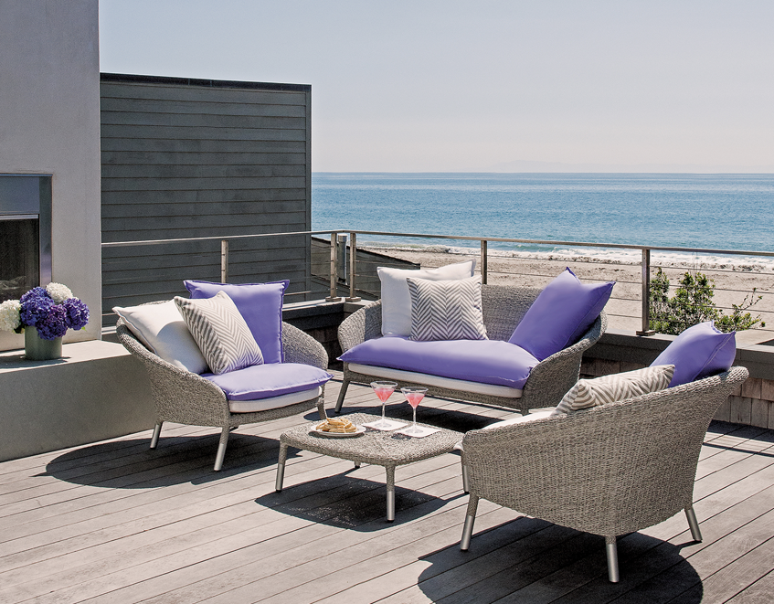 Patio U0026 Things | A Leading Designer Of Upscale Outdoor Furnishings, Janus  Et Cie Have A Remarkable Range Of New Collections