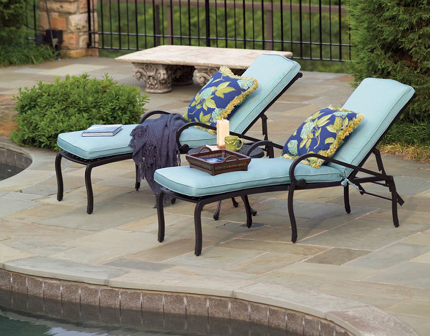 Patio things summer classics luxury outdoor furniture for Quality patio furniture