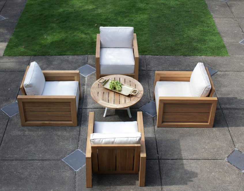 Perfect Patio U0026 Things | White Label By Summer Classics Outdoor Furniture Design  And Its Relentless Attention To Detail.