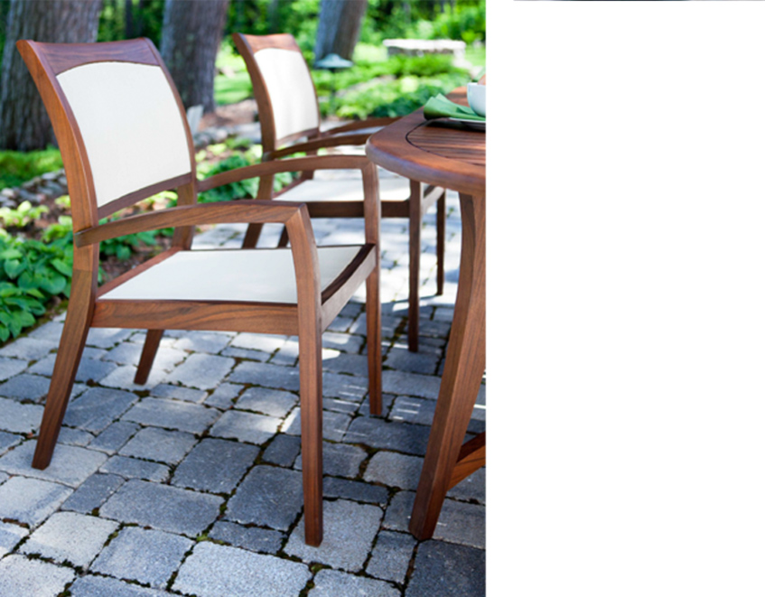 For Fifteen Years, The Jensen Leisure Outdoor Furniture Name Has Been  Synonymous With Thoughtful Design, Solid Craftsmanship. Now, Jensen Has  Brought The ...