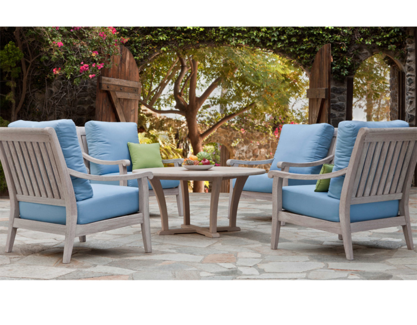 Now Jensen Has Brought The Full Range Of Its Outdoor Patio Furniture To Our Miami