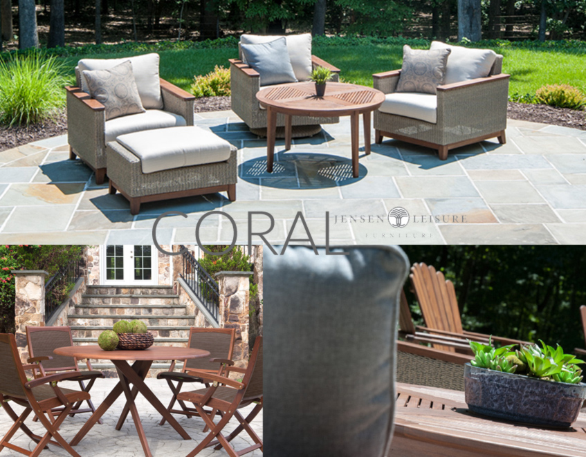 Patio Things Jensen Collection Outdoor And Patio Furniture In Miami Includes Benches Dining