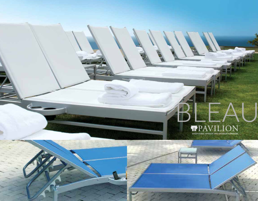 Elegant Pavillion Outdoor Furniture