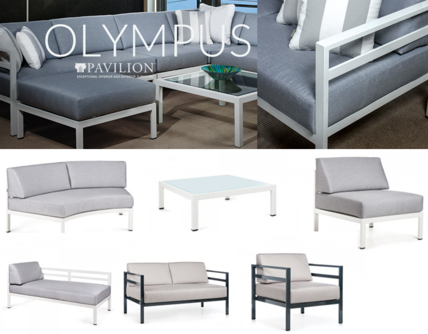 Patio & Things | Pavilion Furniture contemporary outdoor furniture ...