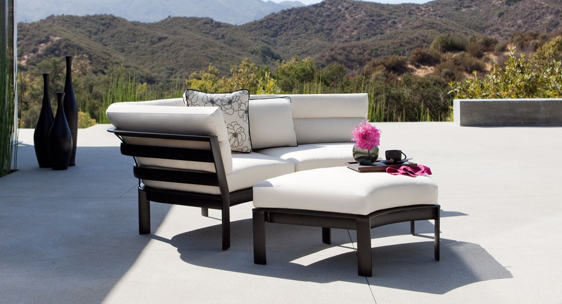 Patio & Things | Parkway Curvilinear by Brown Jordan ...