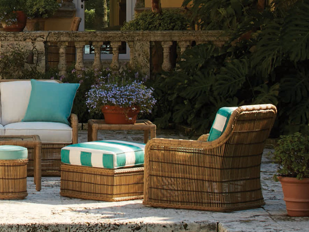 Patio Amp Things Celerie Kemble Inspirations Stemmed From