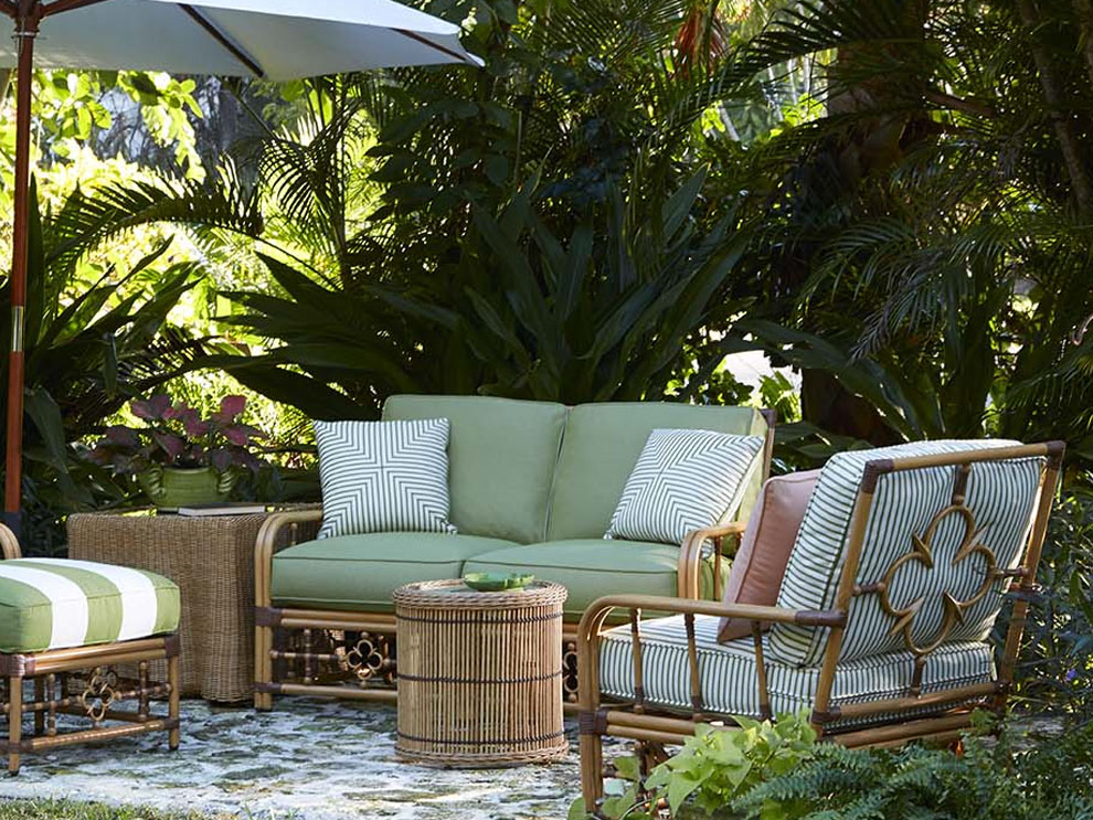 Nice ... Classic Line Of Outdoor Furniture That Captures The Ease, Timelessness,  And Whimsicality Of Palm Beach U2013 Celerie Kemble For Lane Venture.