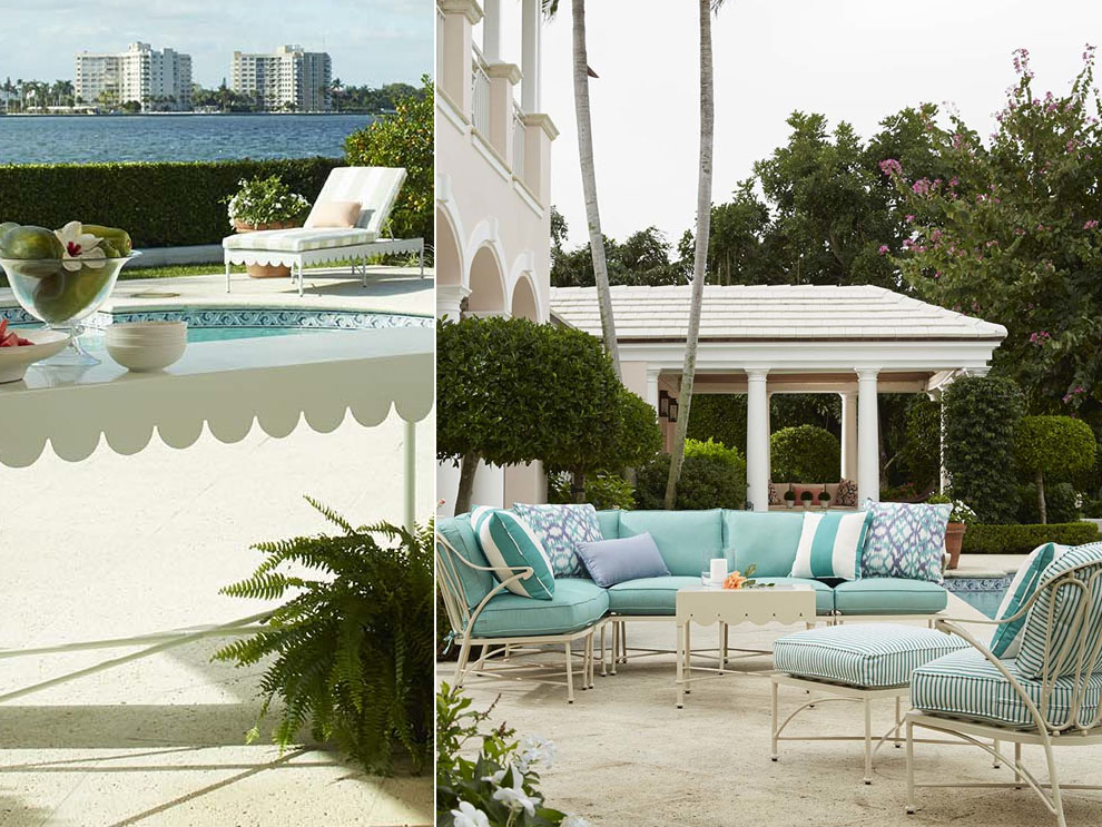 Latest Patio U Things Celerie Kemble Stemmed From S To Us Vintage Palm  Beach And Sunroom Furniture Along With With Victorian.