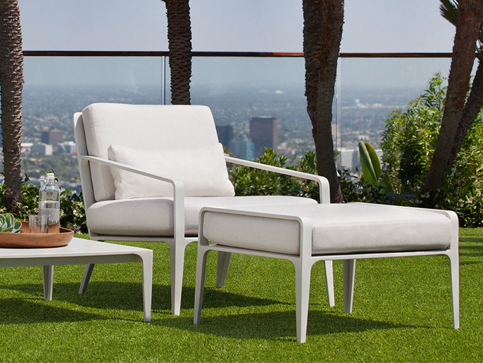 Patio Things The Still Patio Furniture Collection By Brown Jordan A Distinctively