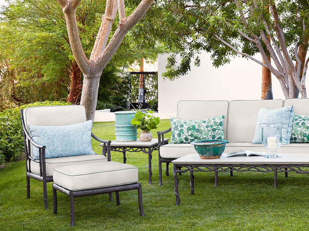 Patio Things The All New Arbre Outdoor Furniture Collection By
